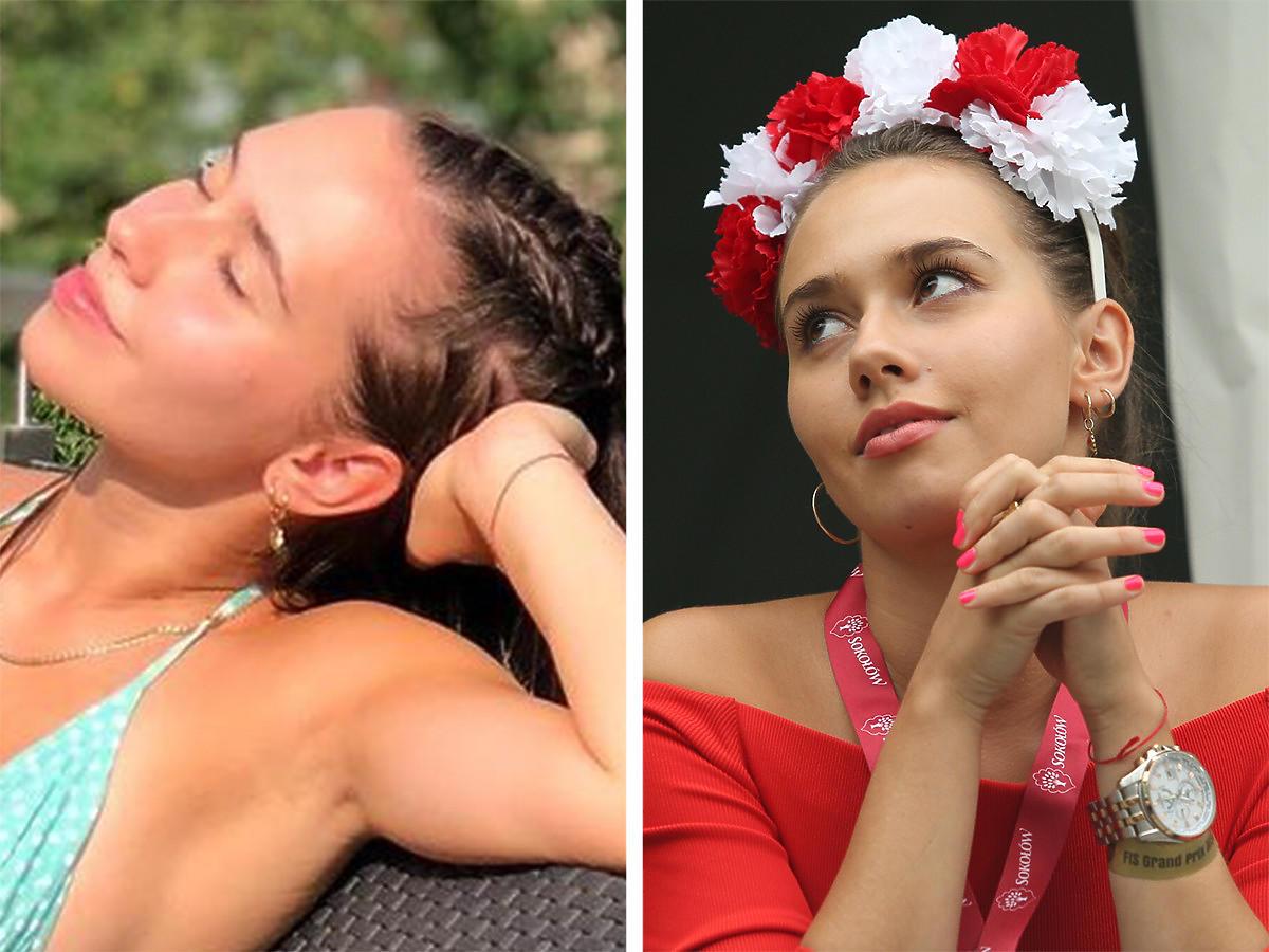 Marcelina Ziętek w skąpym bikini o krok od wpadki