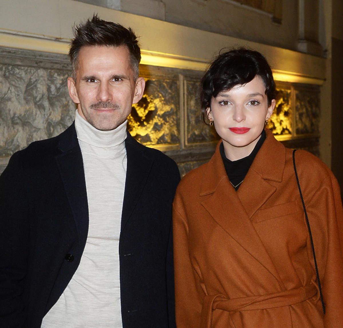 Marcin Bosak i Maria Dębska są parą