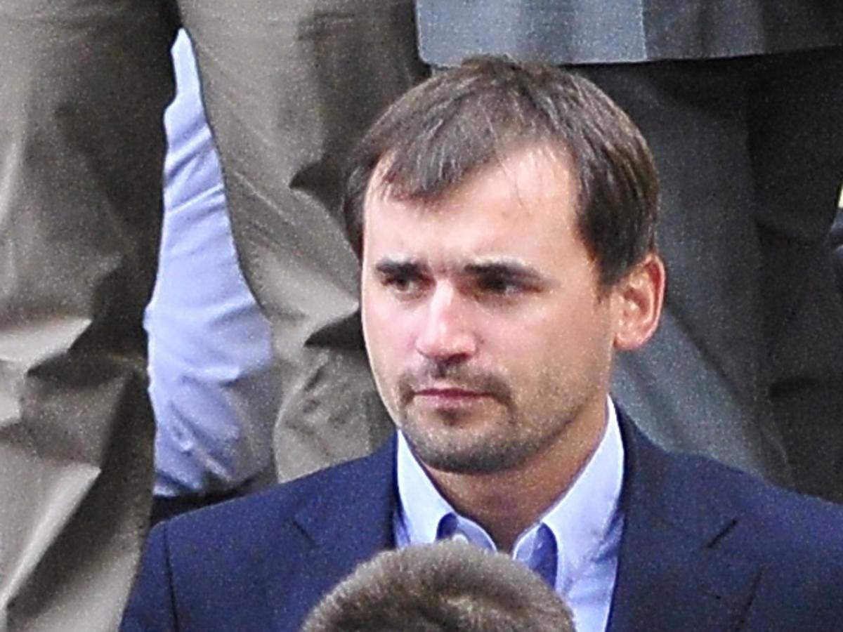 Marcin Dubieniecki na rozpoczęciu roku szkolnego swoich dzieci