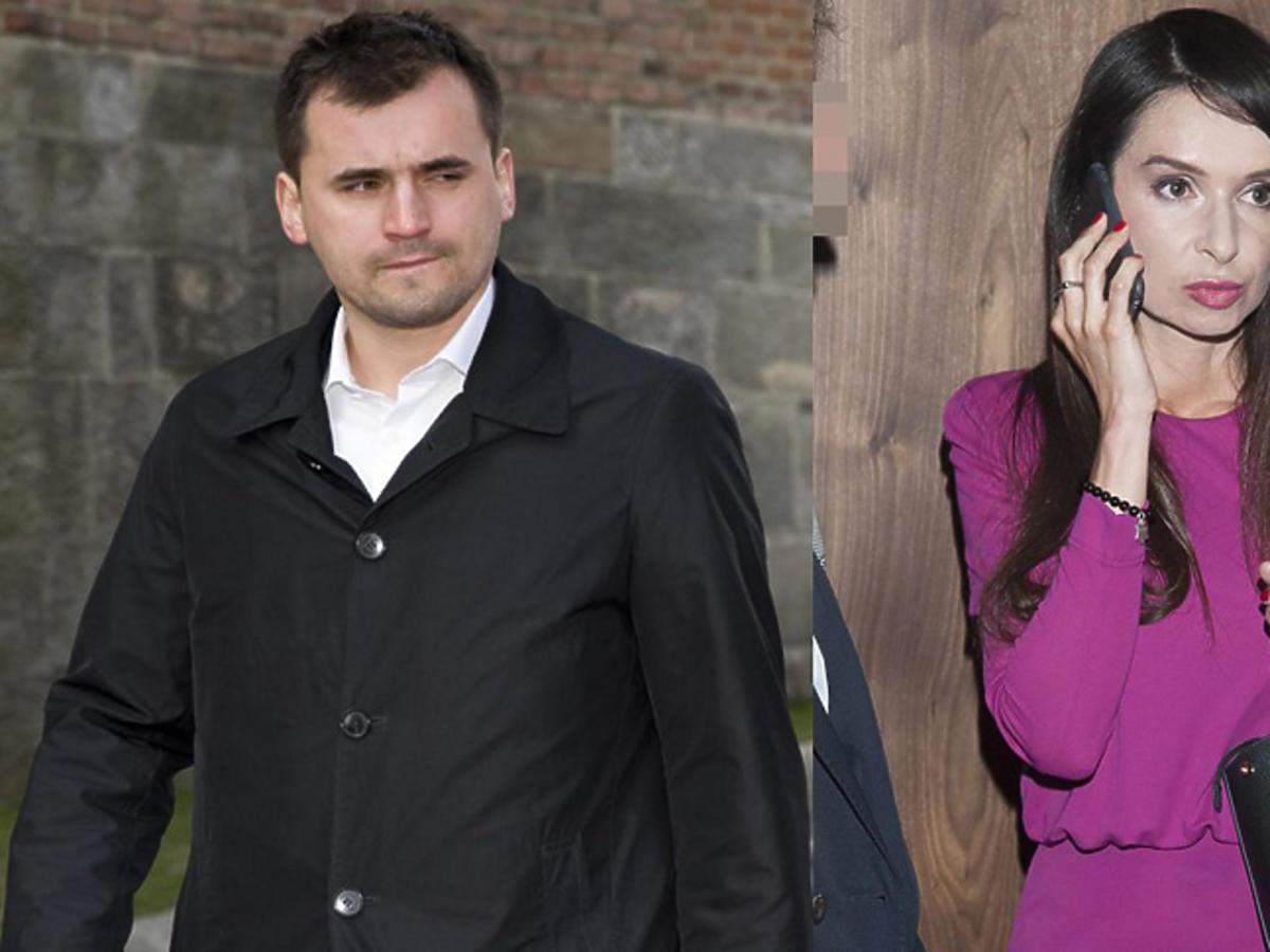 Marcin Dubieniecki zdradzi tajemnice Marty Kaczyńskiej w swojej książce?