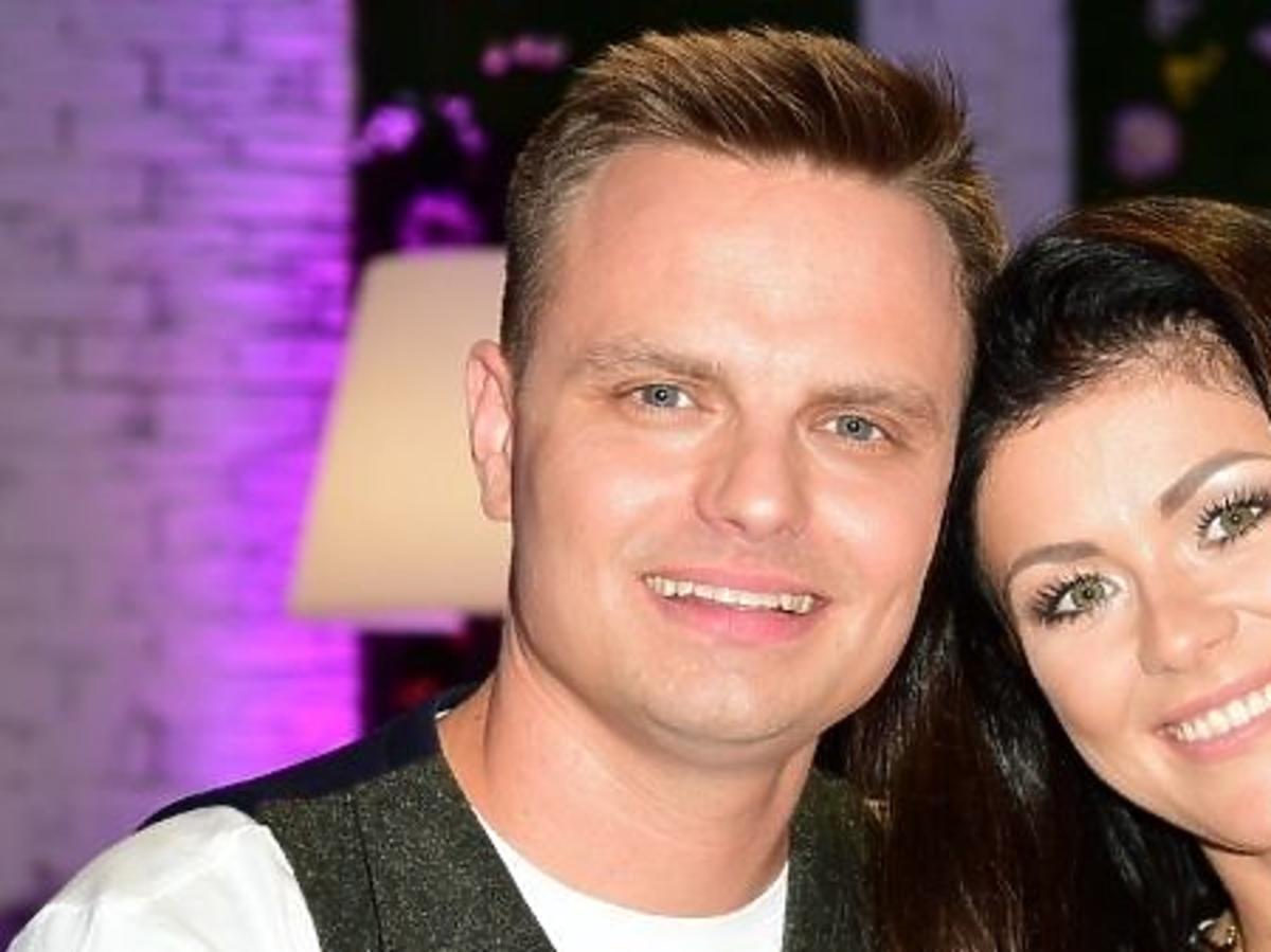 Marcin Hakiel i Katarzyna Cichopek