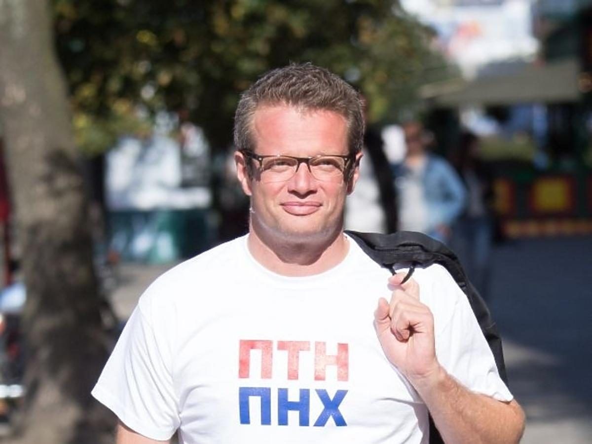 Marcin Meller  wpadka w Dzień Dobry TVN