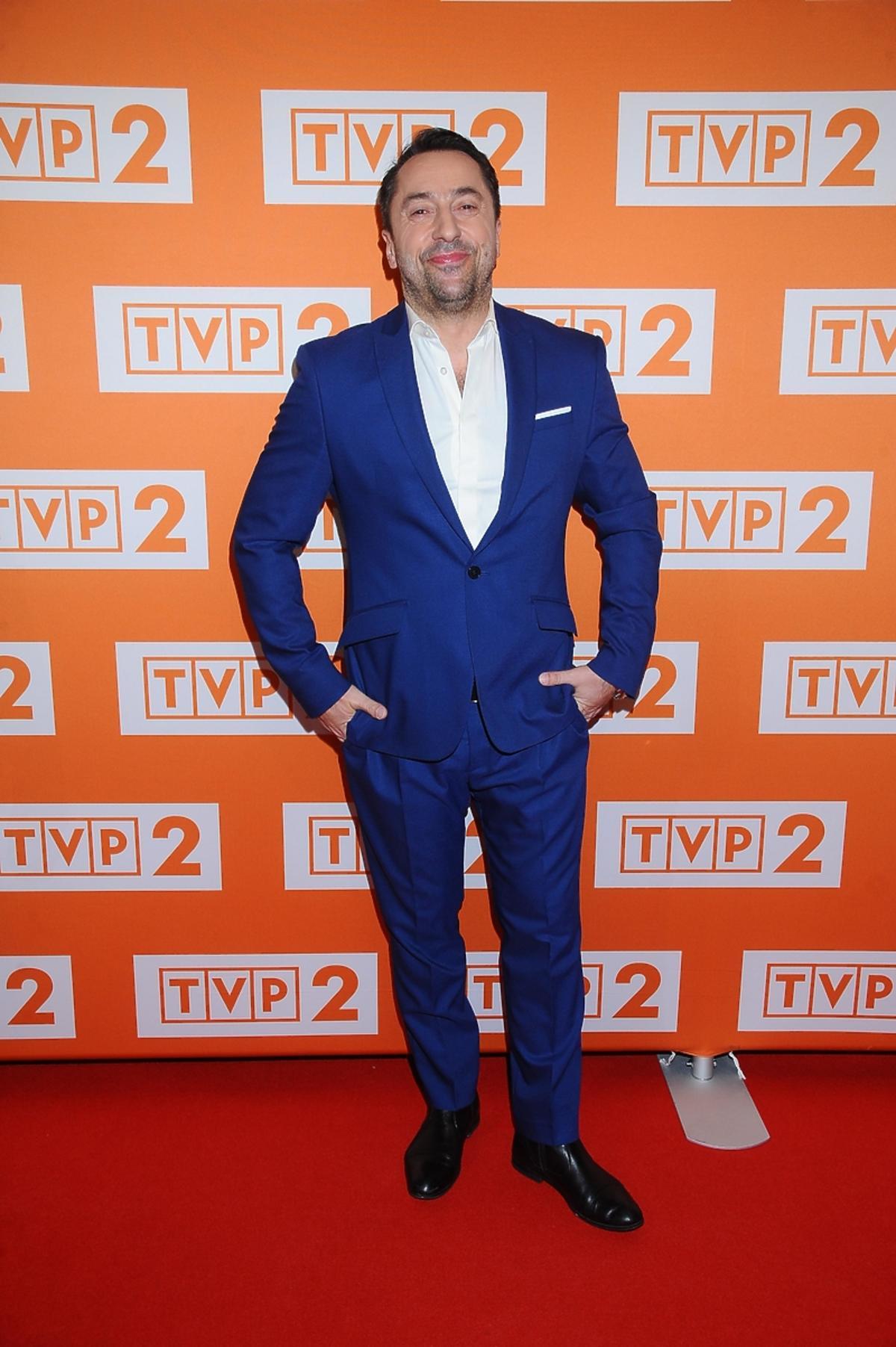 Marcin Miller wystąpi na Sylwestrze Marzeń z Dwójką