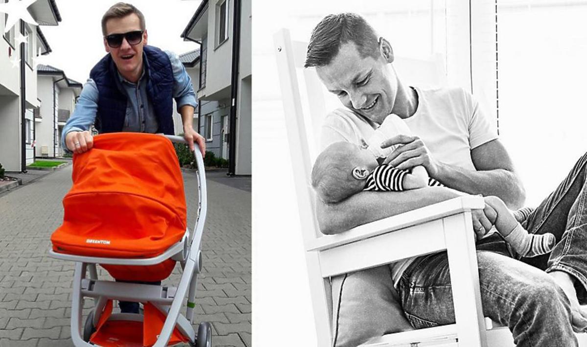 Marcin Mroczek już planuje kolejne dziecko