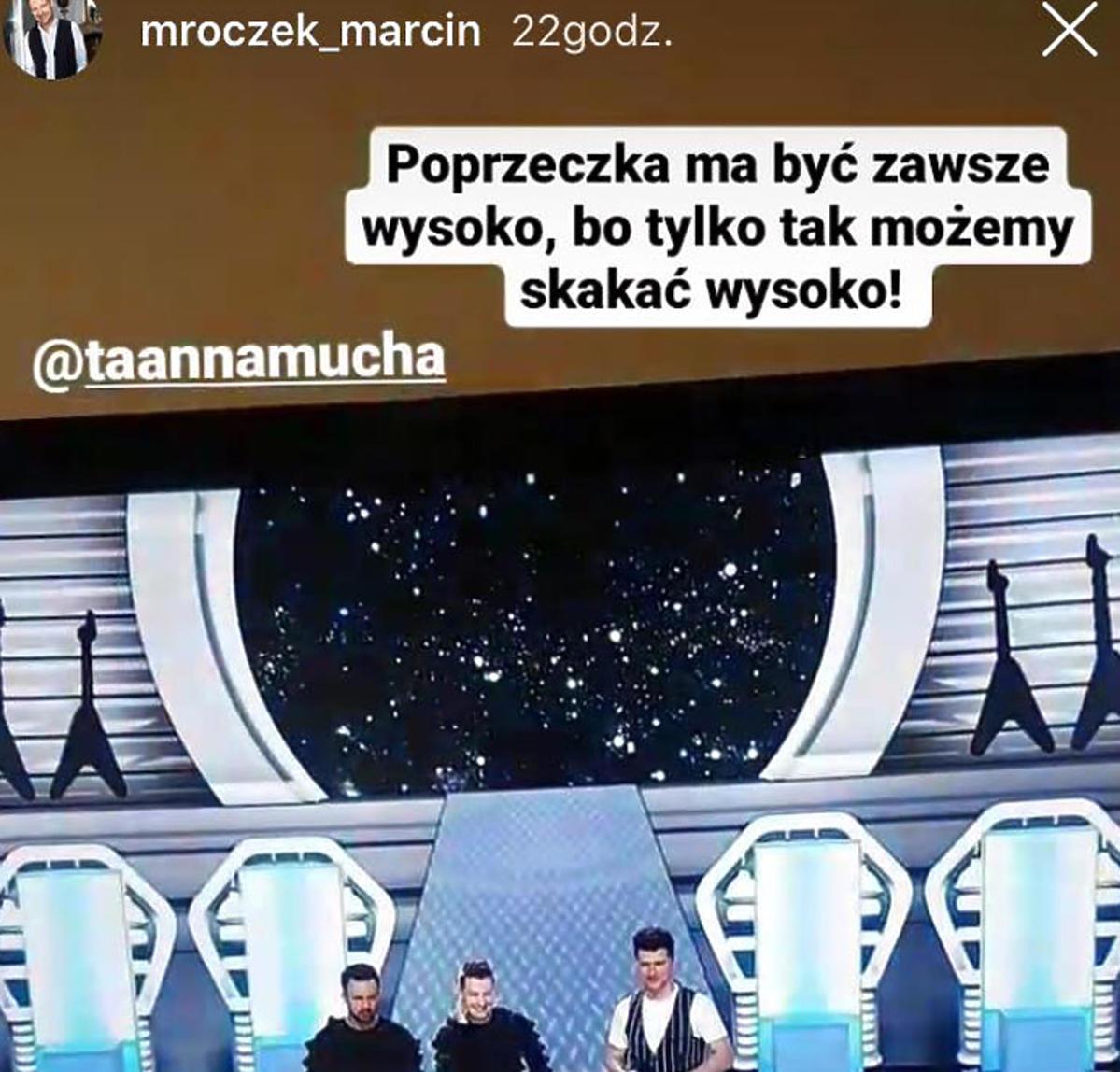 Marcin Mroczek krytykuje jury