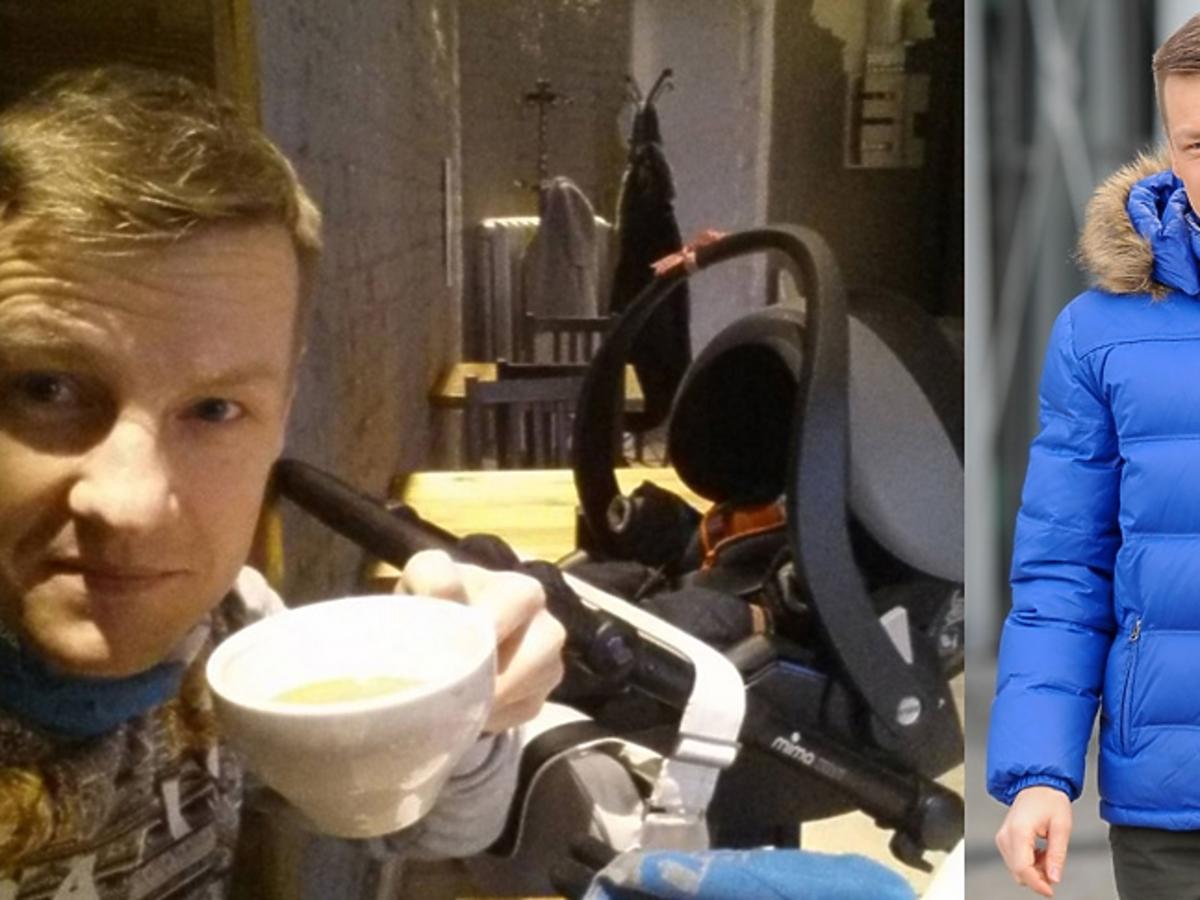 Marcin Mroczek narzeka na brak snu przez dziecko