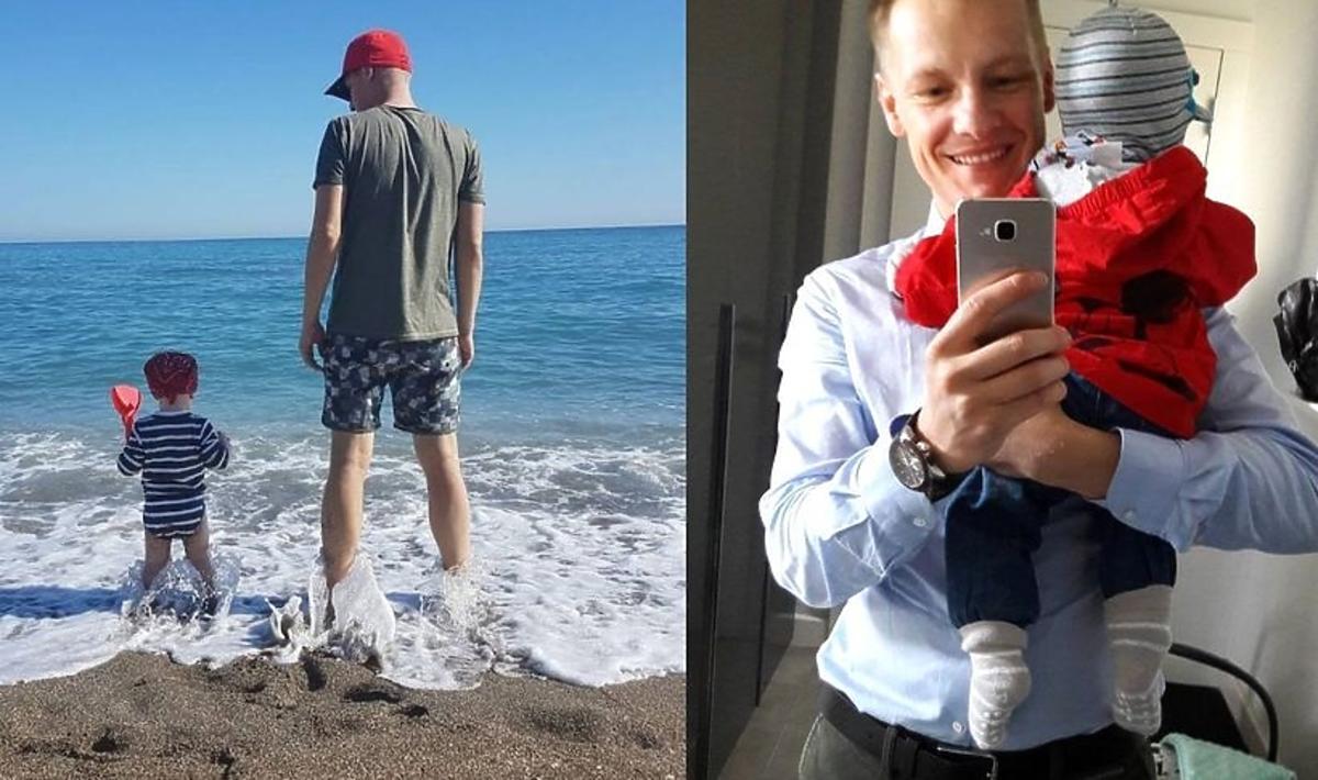 Marcin Mroczek o drugiej ciąży swojej żony