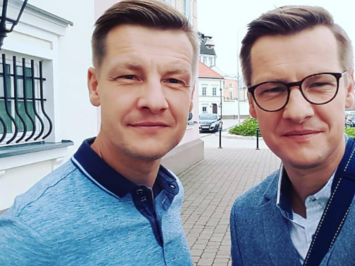Marcin Mroczek, Rafał Mroczek. - wideo