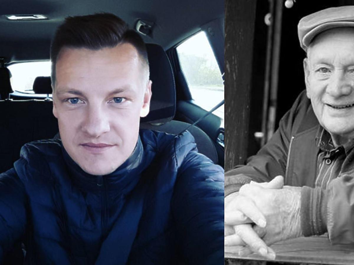 Marcin Mroczek żegna Pyrkosza