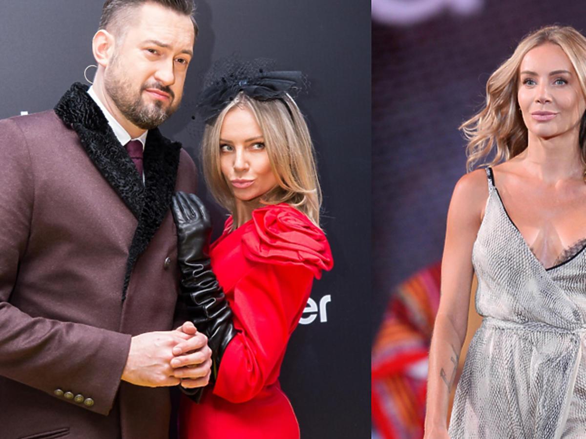Marcin Prokop pomylił nazwisko Agnieszki Woźniak Starak