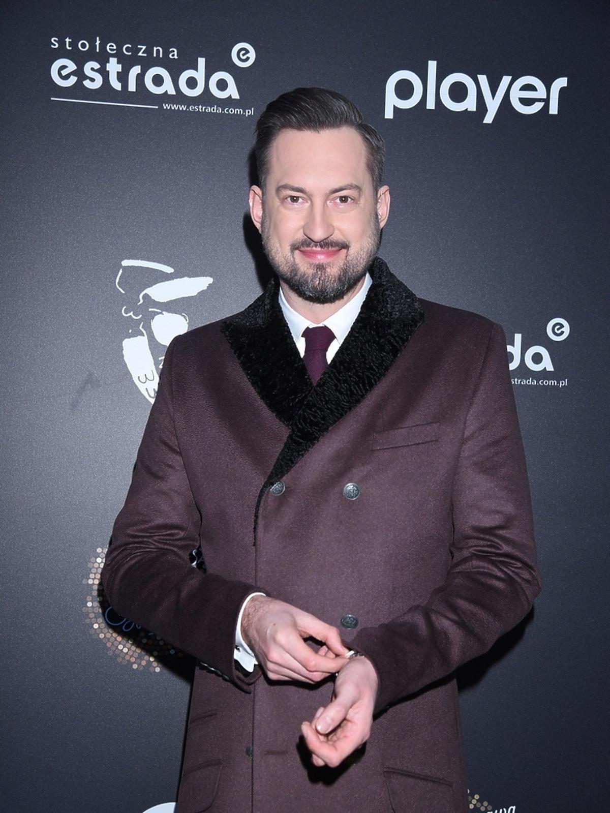 Marcin Prokop Sylwester TVN w Warszawie