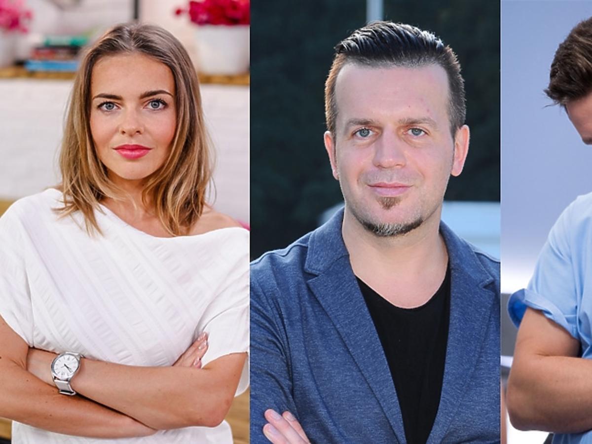 Marcin Wrona, Wojciech Zieliński, Edyta Herbuś