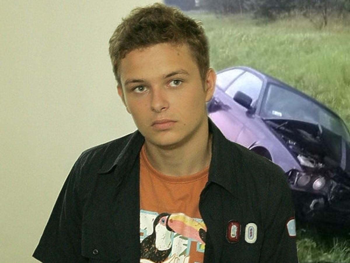 Marek Molak miał wypadek samochodowy