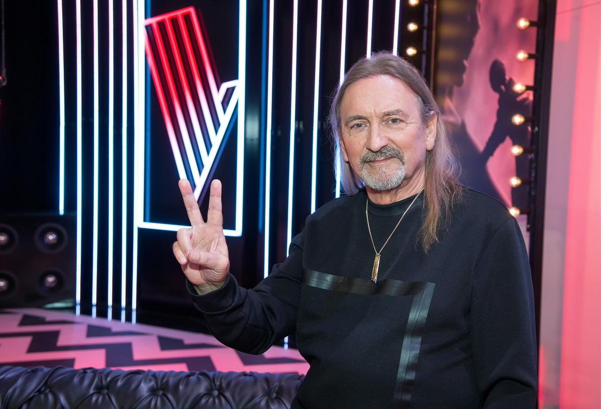 Marek Piekarczyk w The Voice of Poland