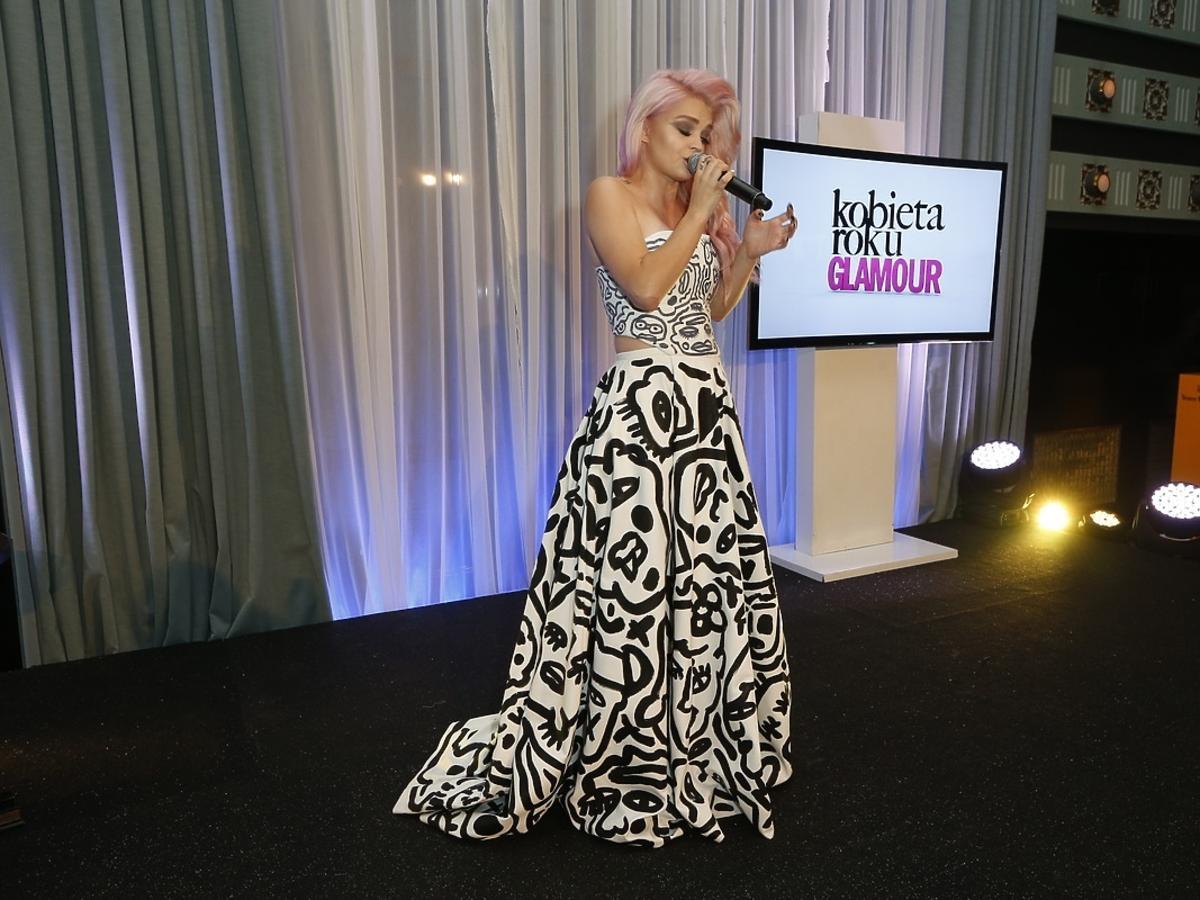 Margaret na Kobieta Roku Glamour 2014