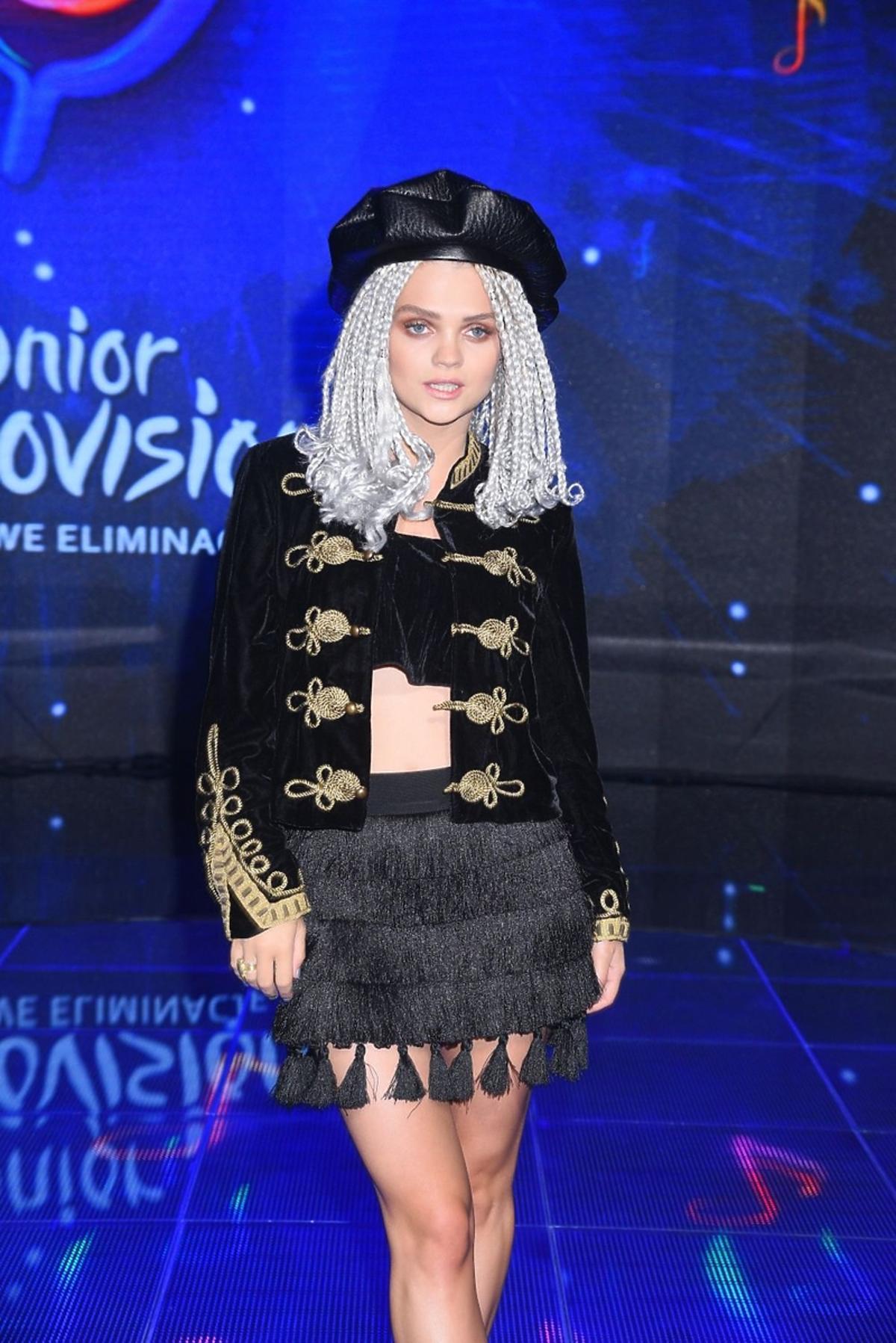 Margaret na Koncercie Krajowych Eliminacji do Eurowizji Junior