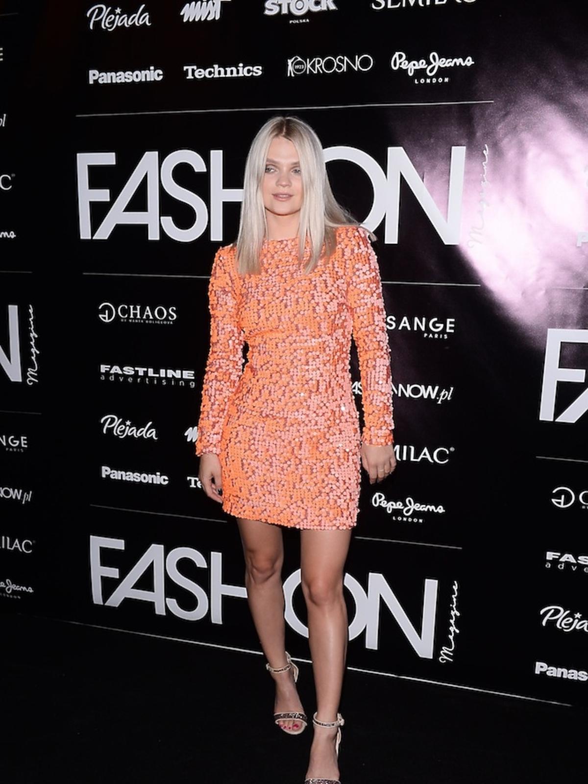 Margaret na Nagrody Fashion Magazine 2017