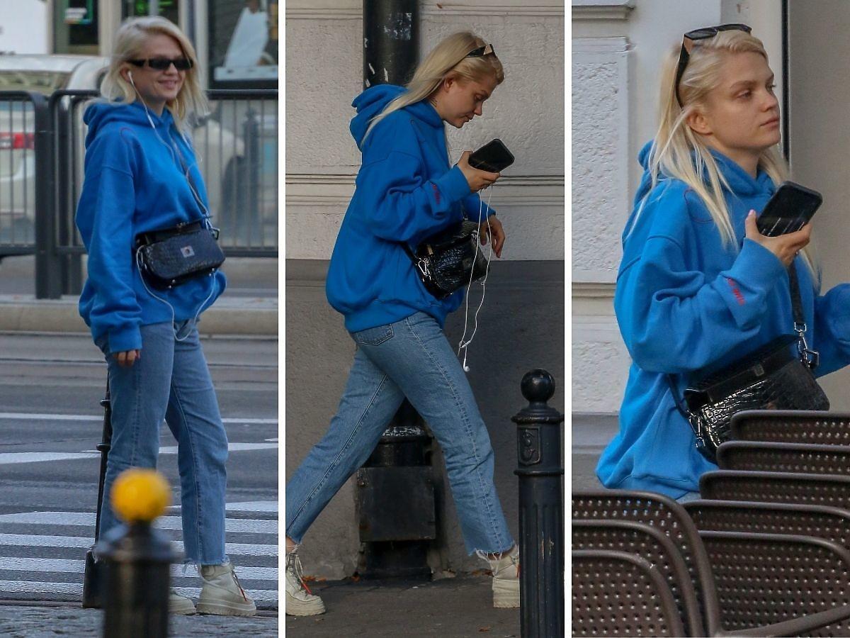Margaret na ulicach Warszawy