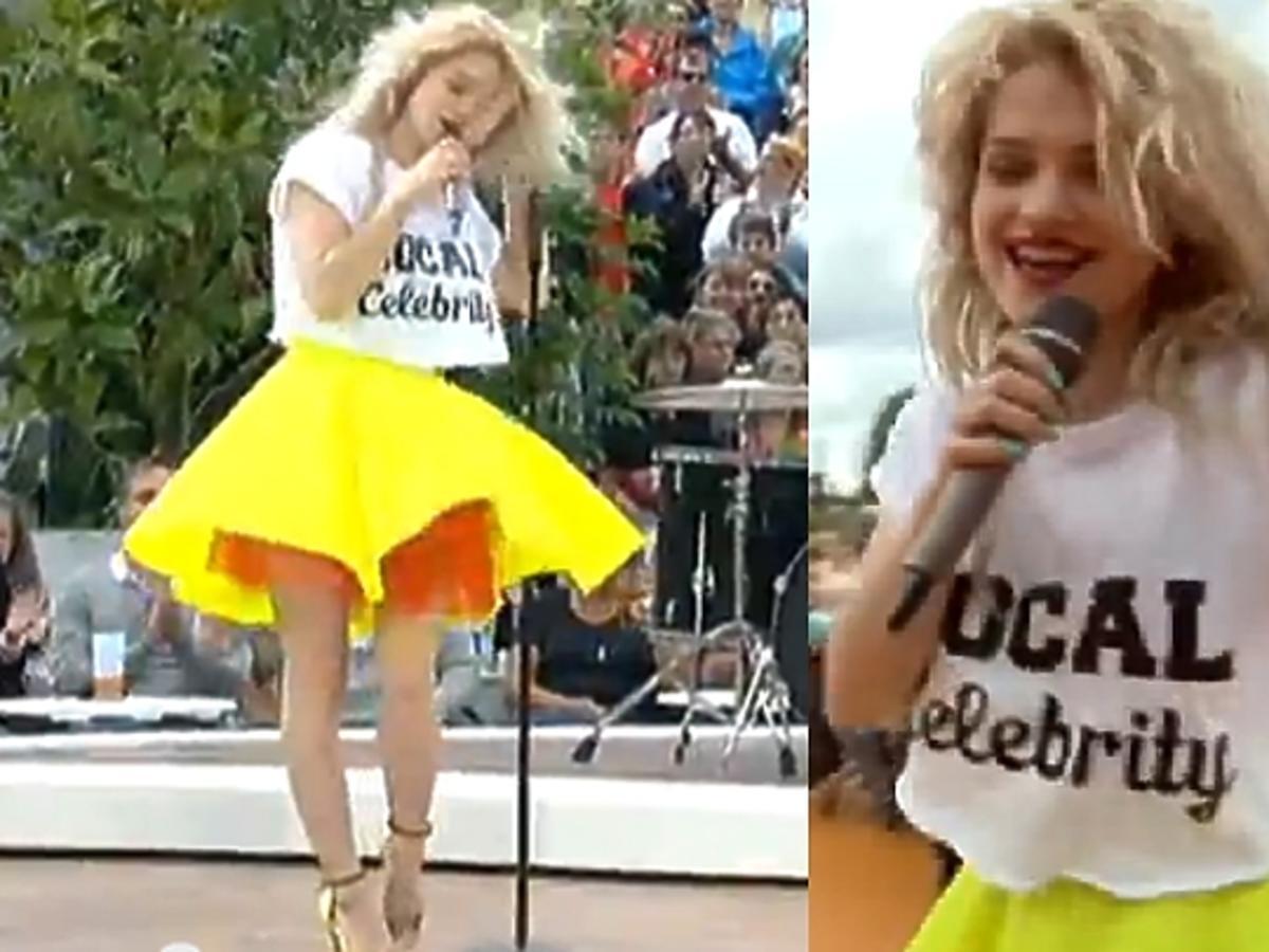 Margaret w niemieckiej telewizji