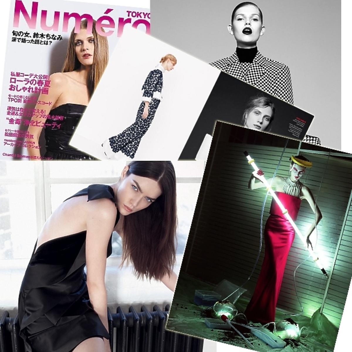 Maria Loks - Vogue Thailand