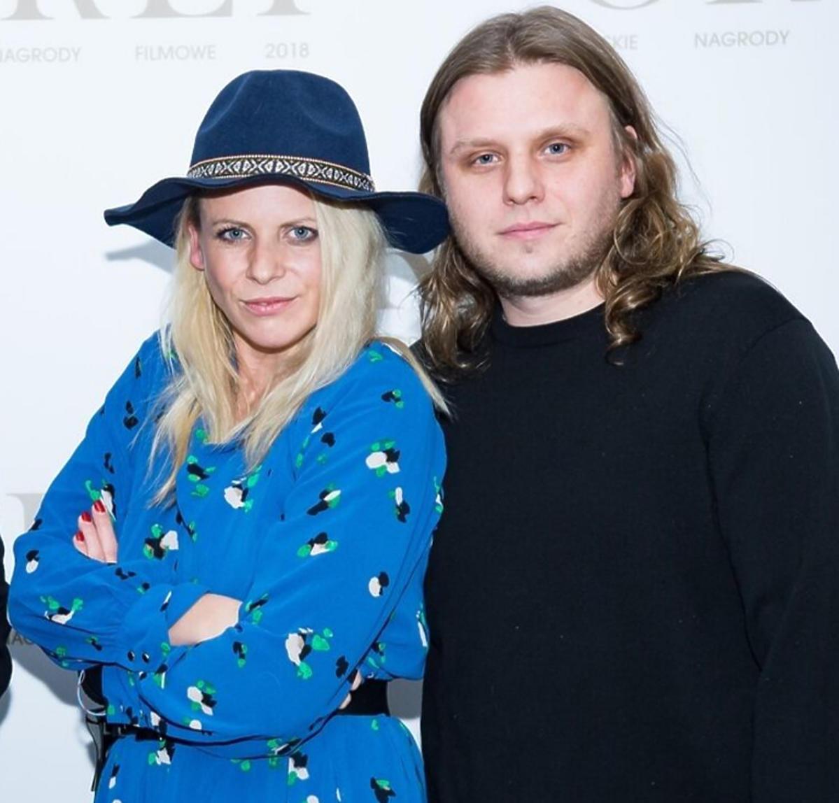 Maria Sadowska i Piotr Woźniak-Starak