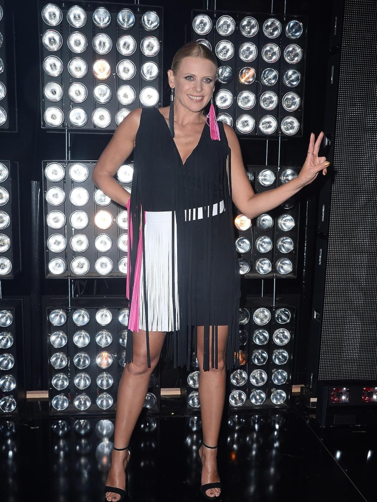 Maria Sadowska w programie The Voice of Poland