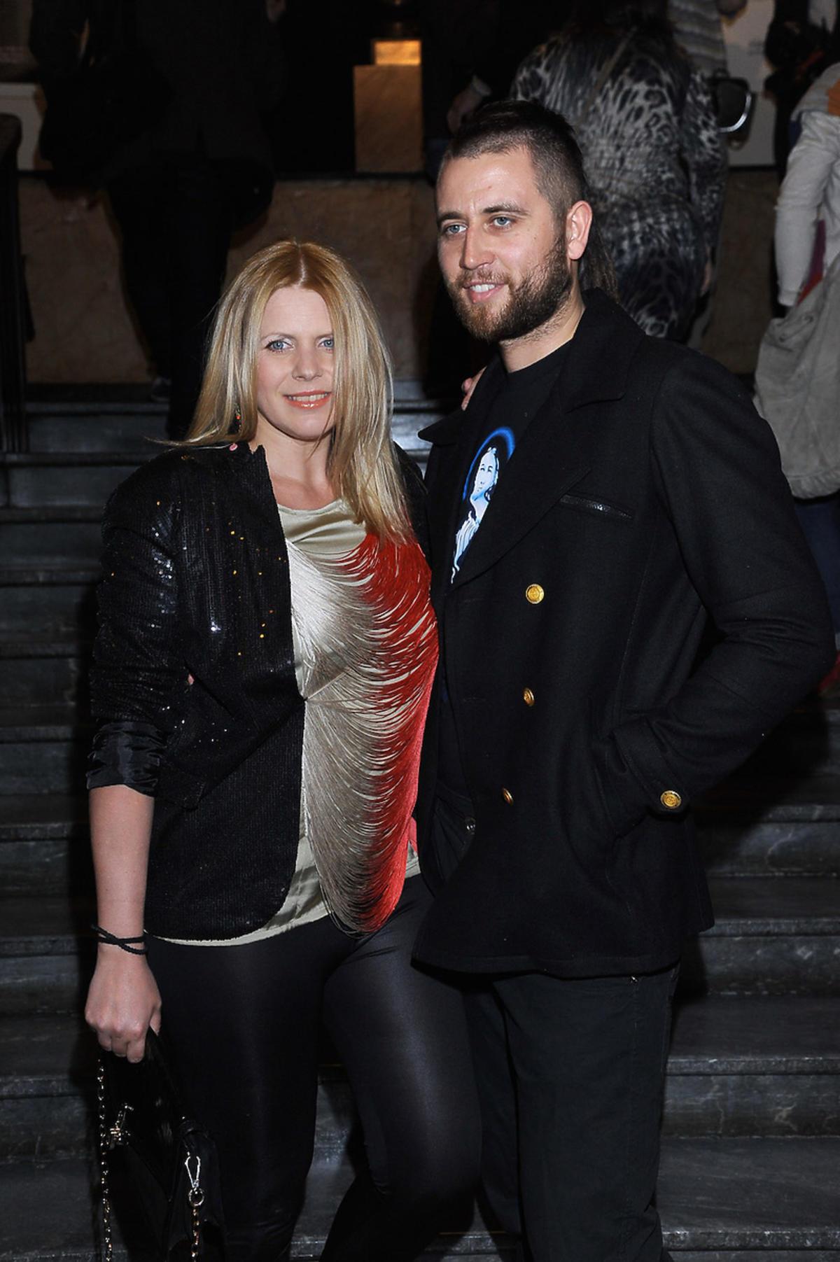 Maria Sadowska wzięła ślub. Kim jest jej mąż, Adrian Łabanowski?