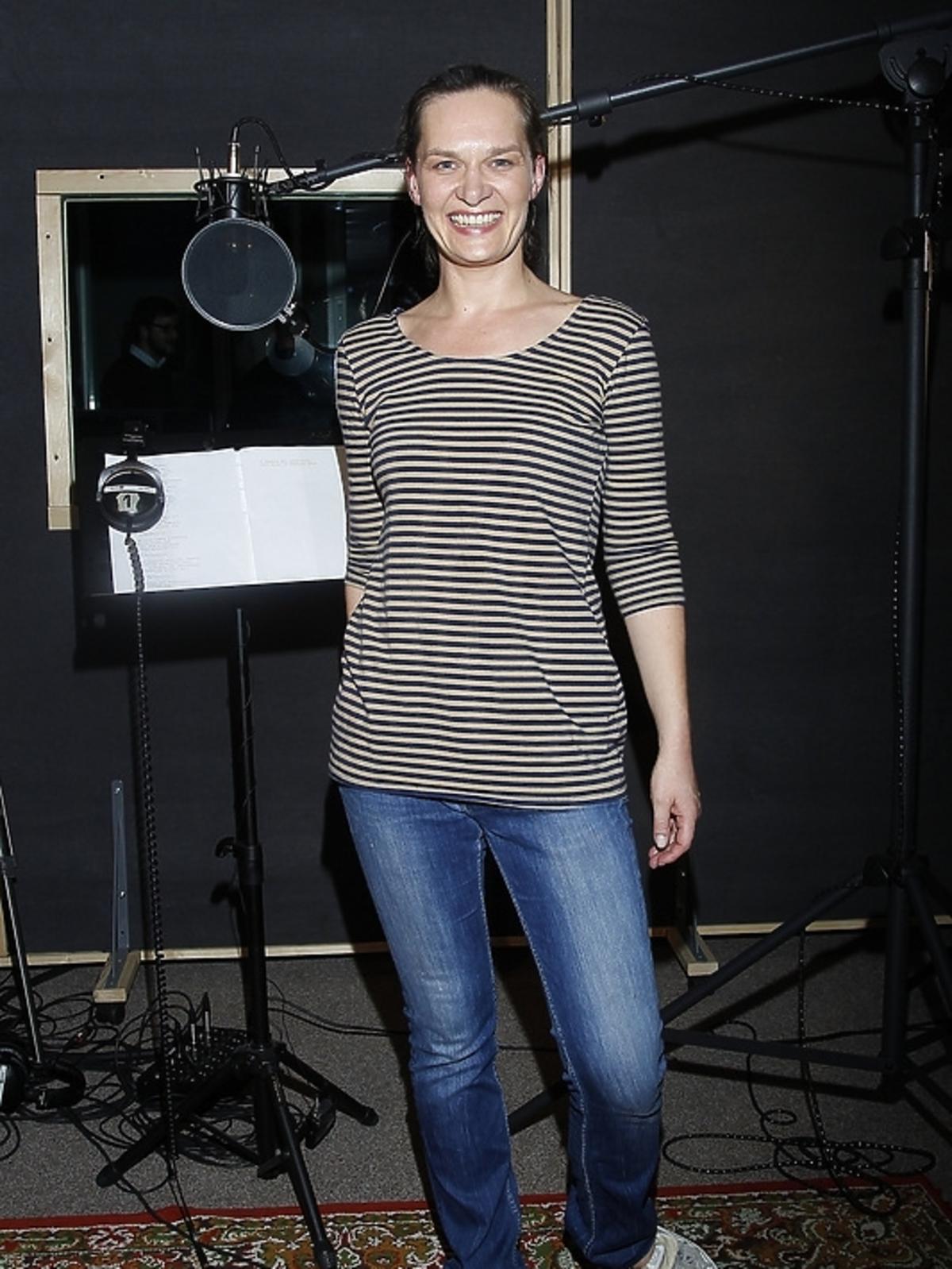 Maria Seweryn nagrywa płytę z kolendami