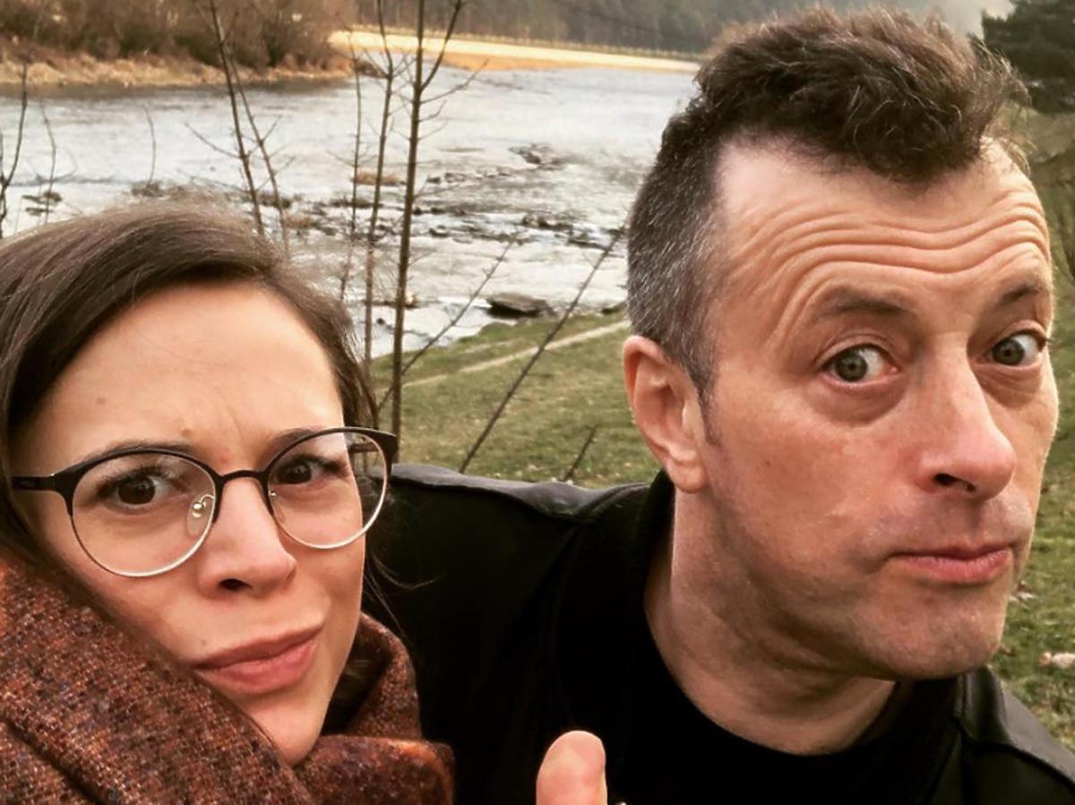 Maria Tymańska i Tymon Tymański rozstali się