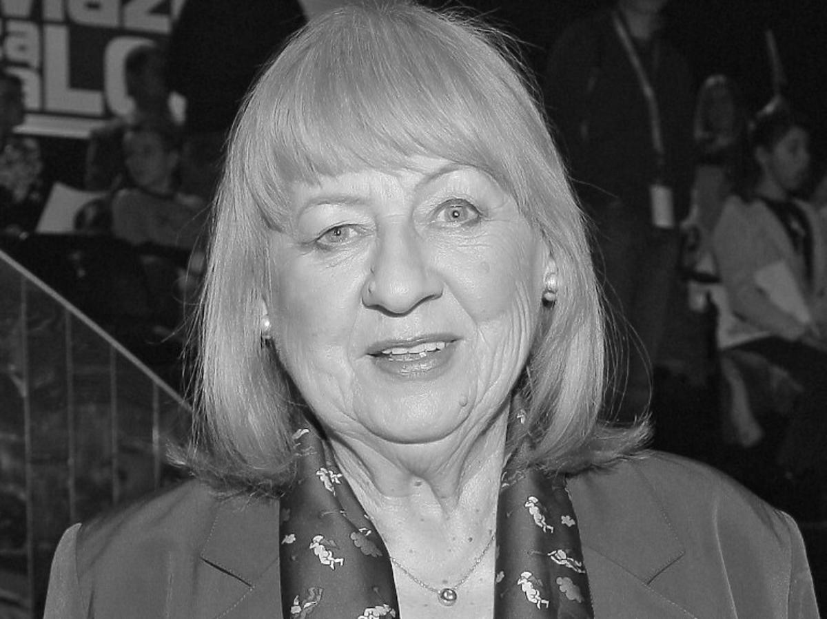 Maria Zuchowicz nie żyje