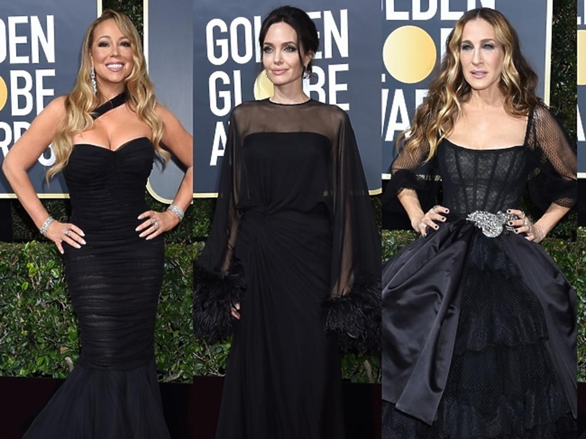 Mariah Carey, Angelina Jolie, Sarah Jessica Parker, Reese Witherspoon