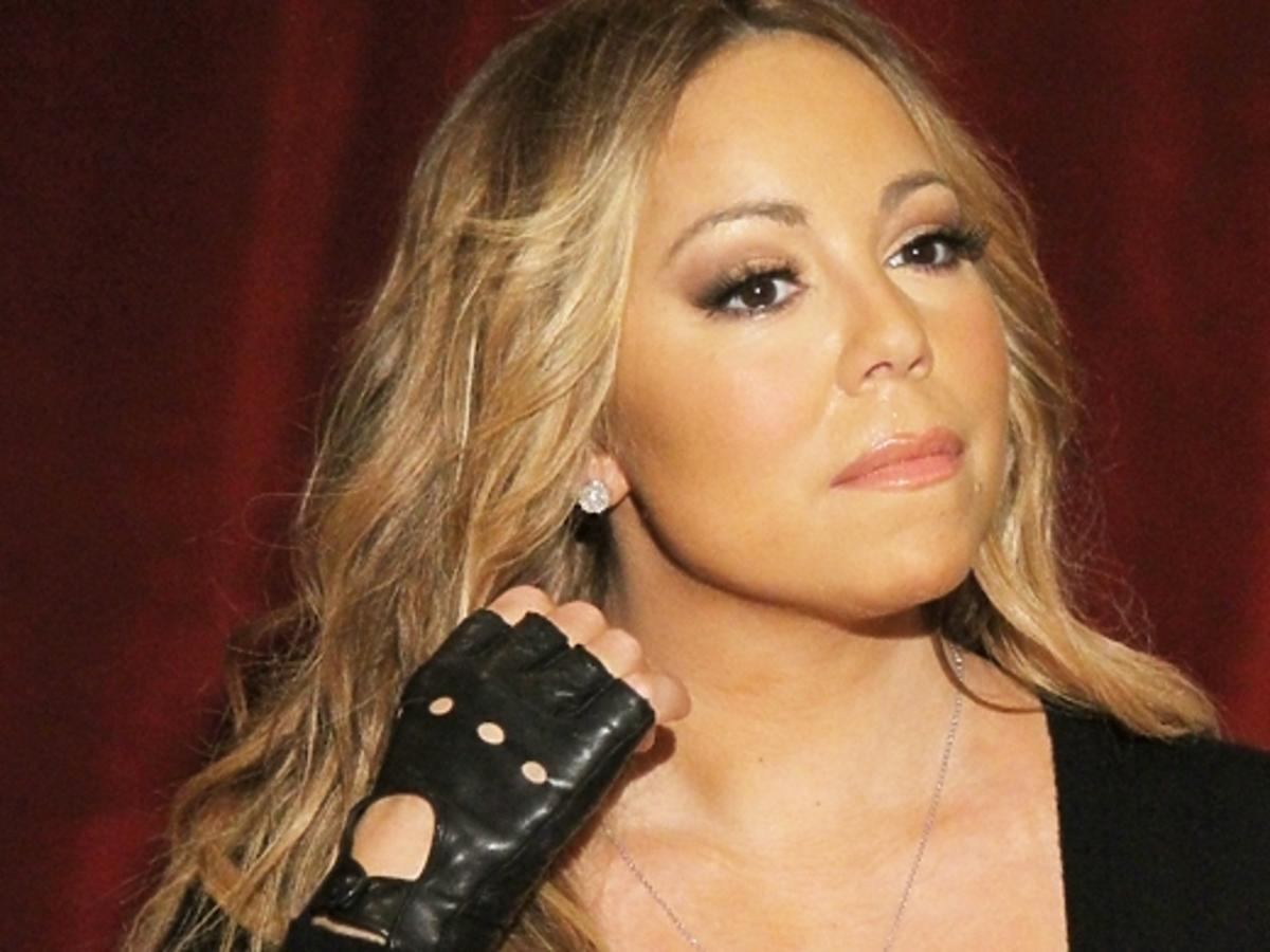 Mariah Carey bez retuszu