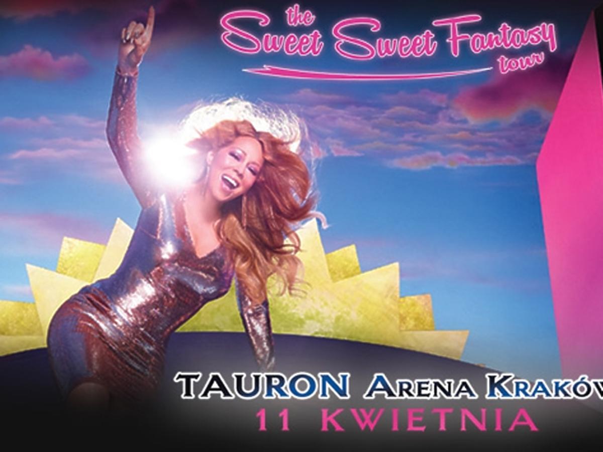 Mariah Carey w Polsce! Szczegóły koncertu