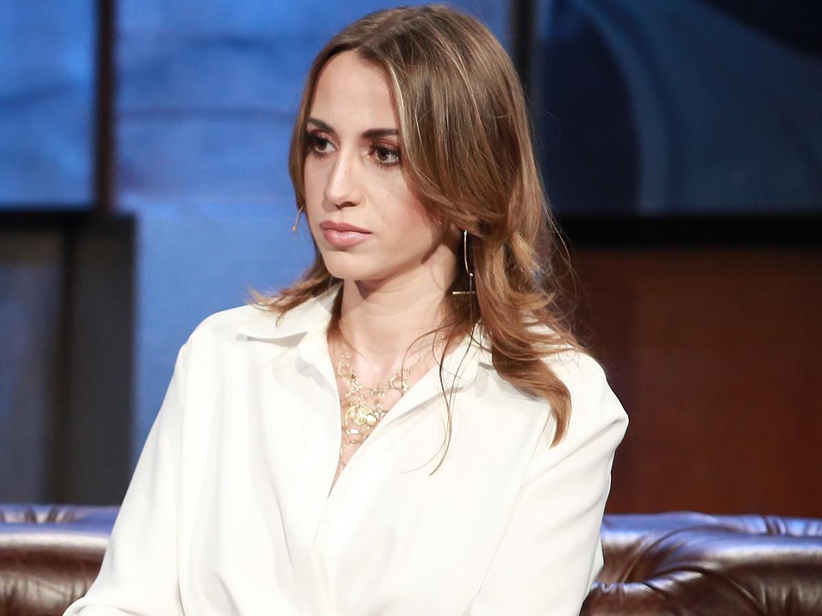 Marianna Schreiber u Kuby Wojewódzkiego