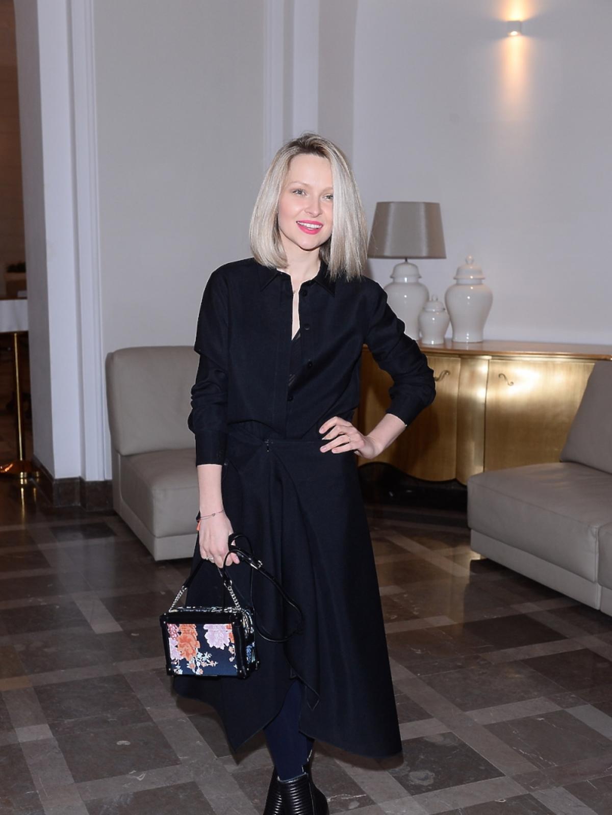 Marietta Żukowska na ogłoszeniu nominacji do Orłów 2016