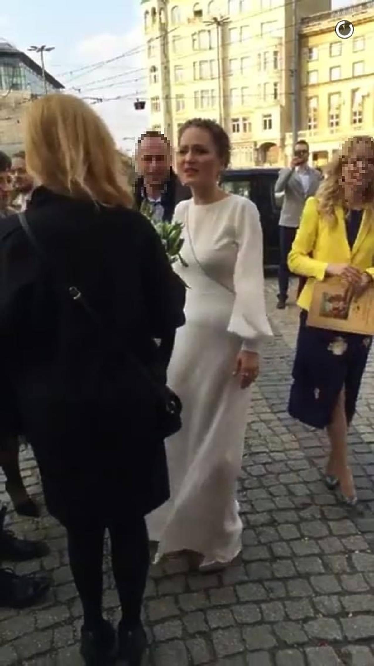 Marika suknia ślubna