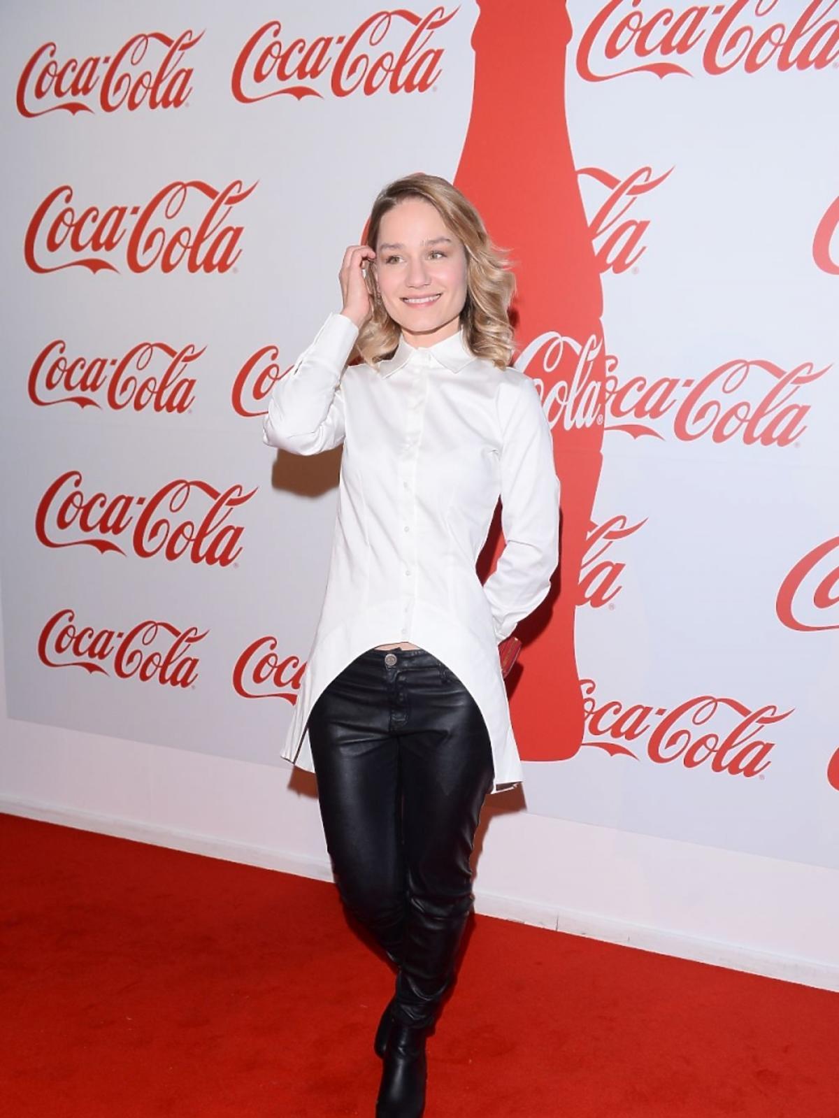 Marika w białej tunice