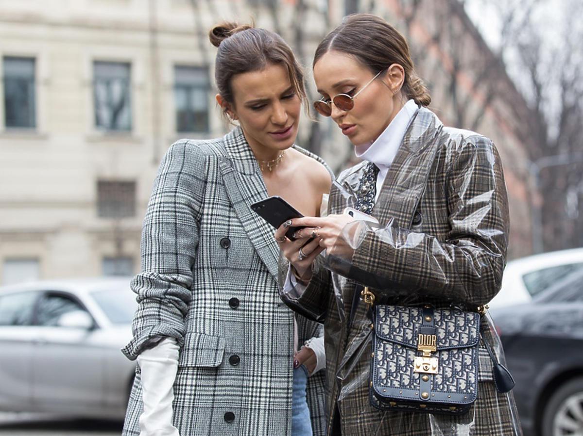 Marina i Sara Boruc w Paryżu