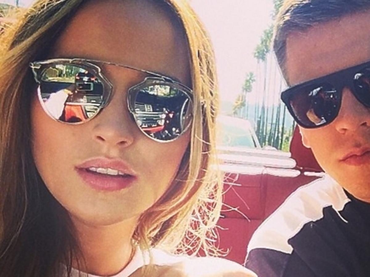 Marina i Wojciech Szczęsny opuszczają Los Angeles