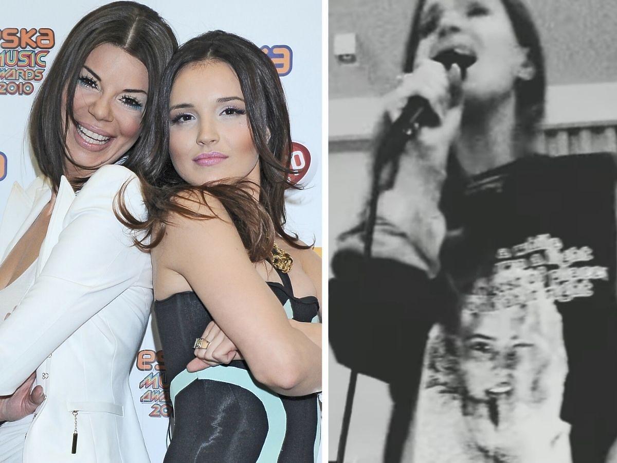 """Marina Łuczenko śpiewa piosenkę """"To nie ja"""""""