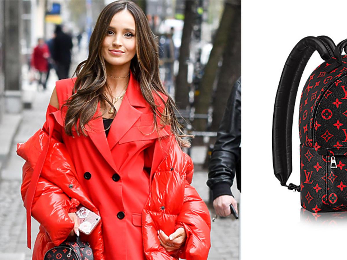 Marina w czerwonej kurtce