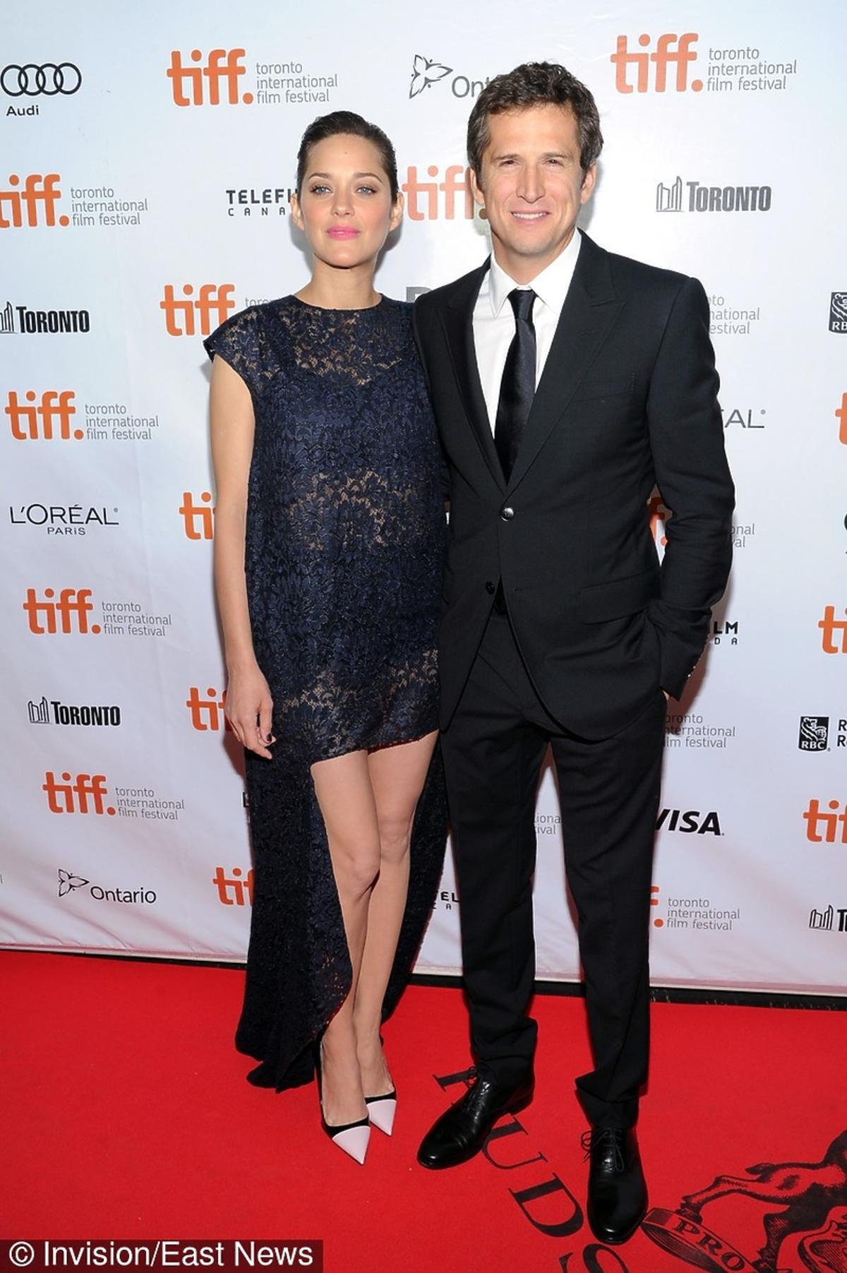 Marion Cotillard i jej mąż, Guillaume Canet