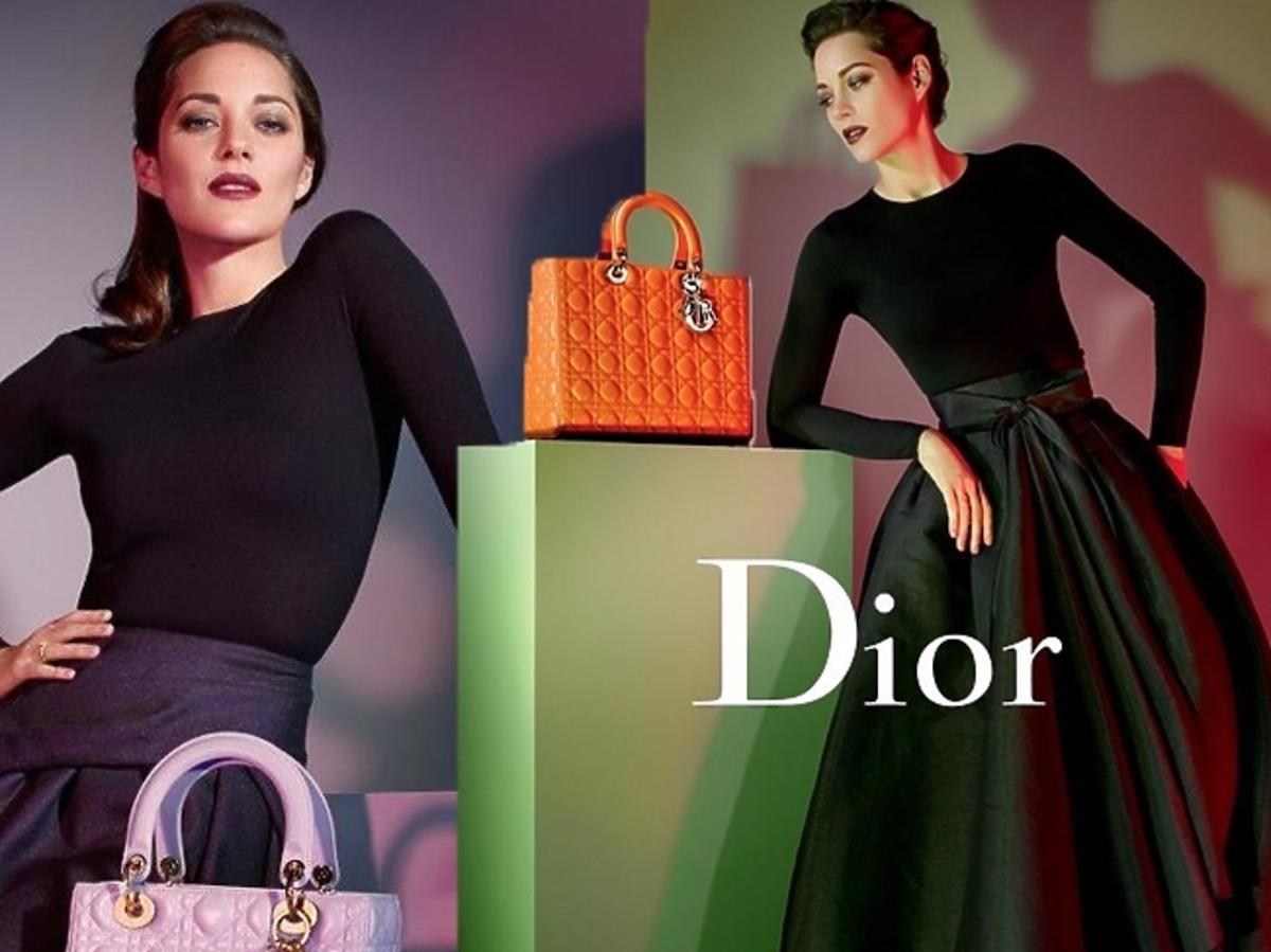 Marion Cotillard - Lady Dior wiosna 2013