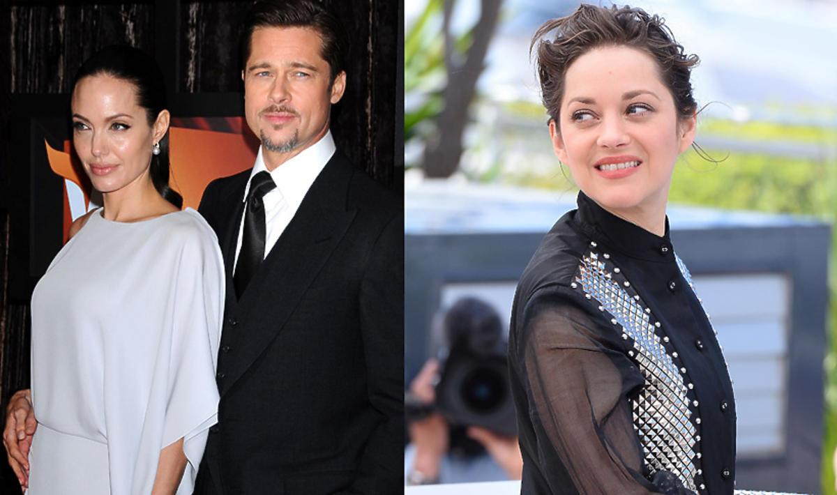 Marion Cotillard- to przez nią rozpadło się małżeństwo Angeliny Jolie i Brada Pitta?