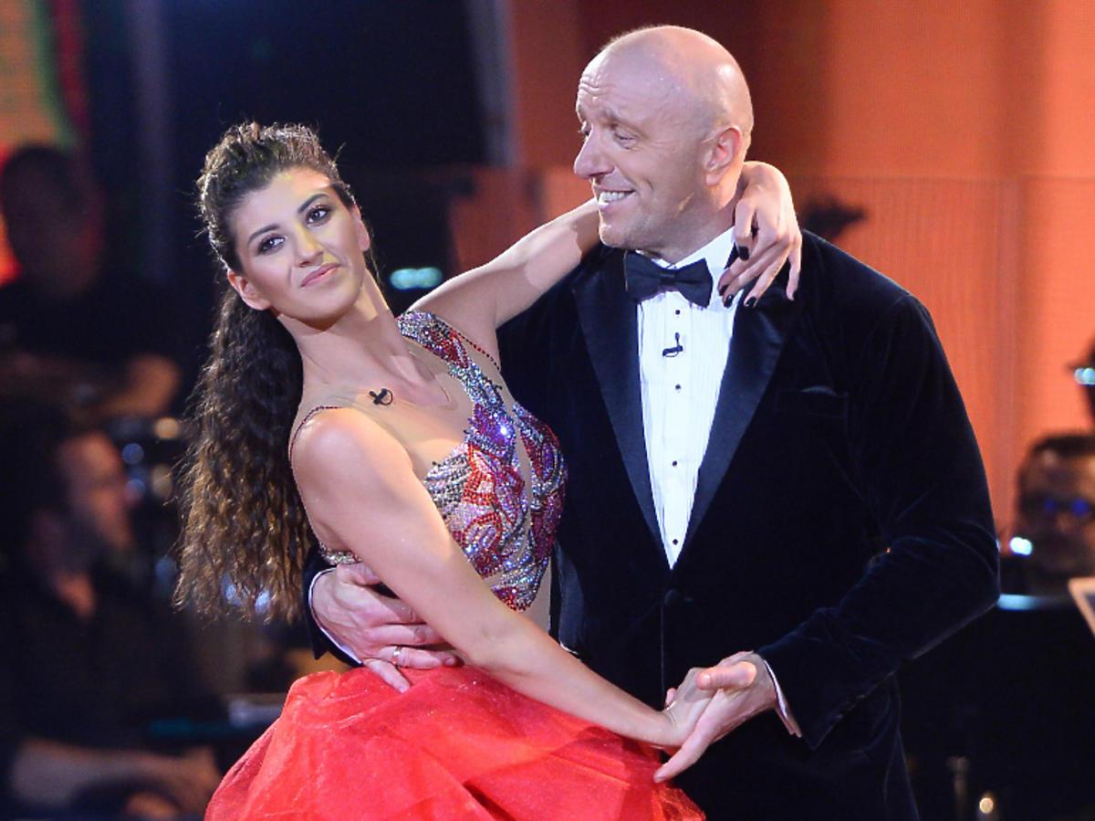 Mariusz i Kasia  odpadli z tańca z gwiazdami