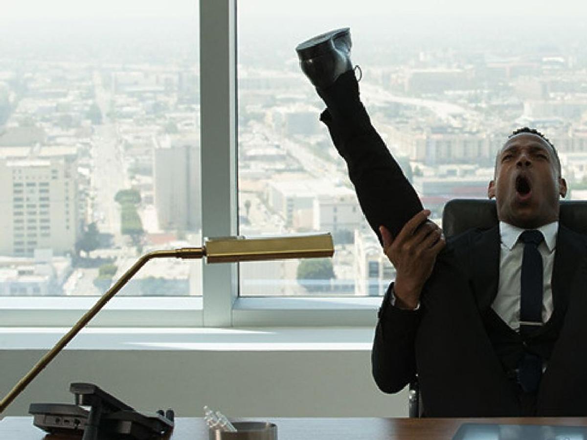 Marlon Wayans w filmie Pięćdziesiąt twarzy Blacka