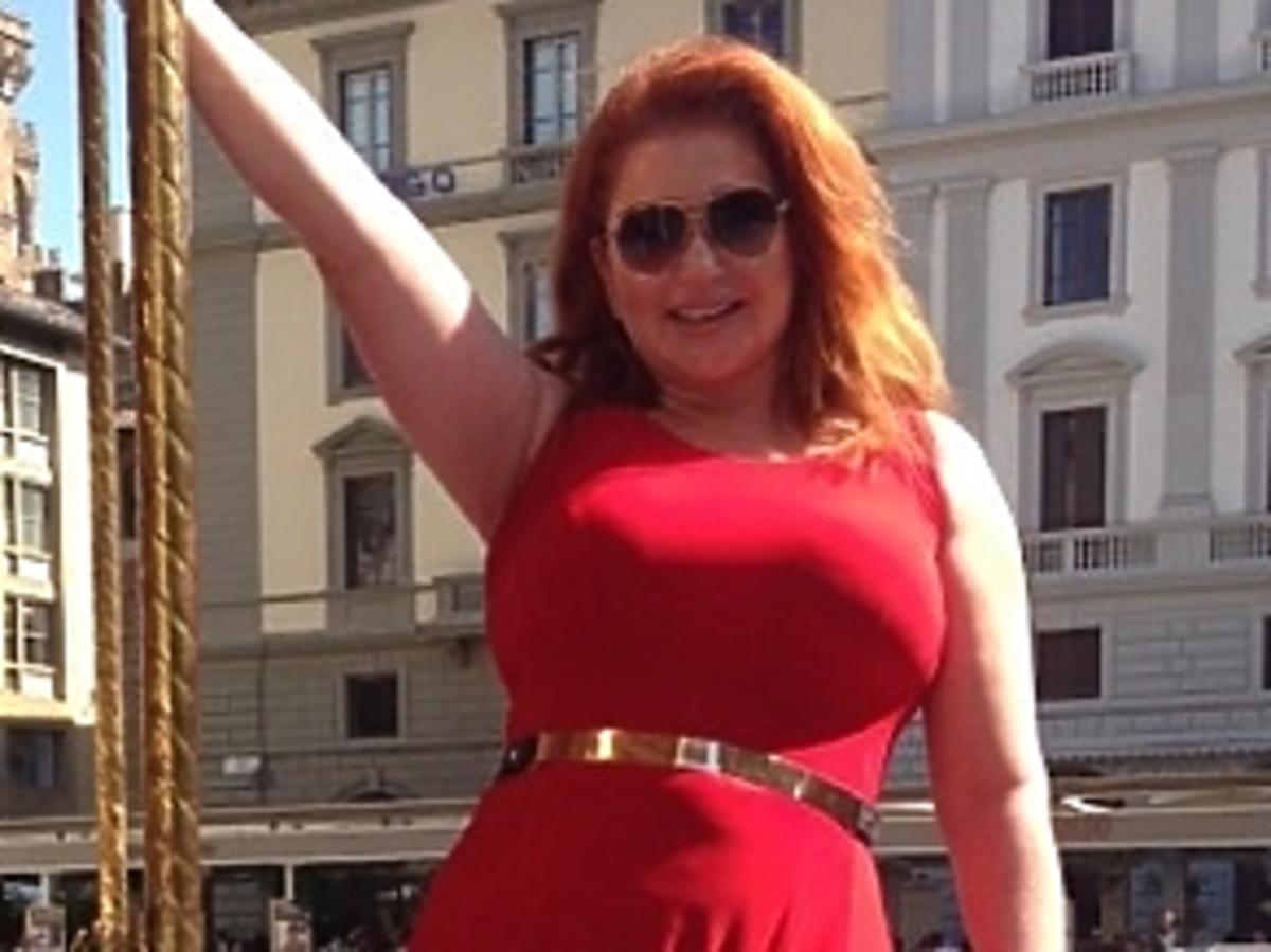 Marta Grycan we Włoszech