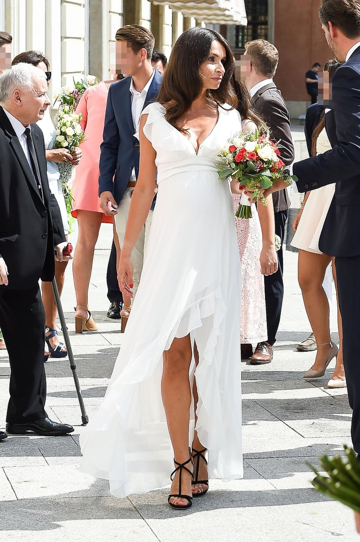 Marta Kaczyńska wyszła za mąż