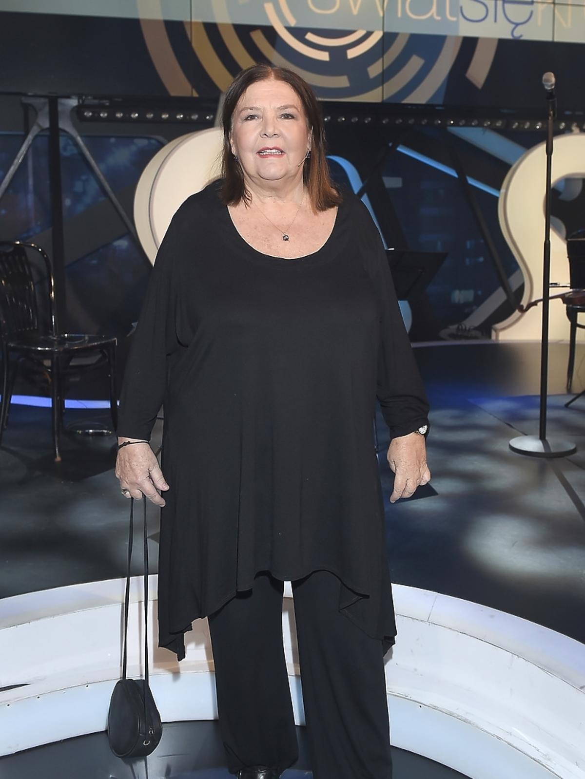 Marta Lipińska w programie