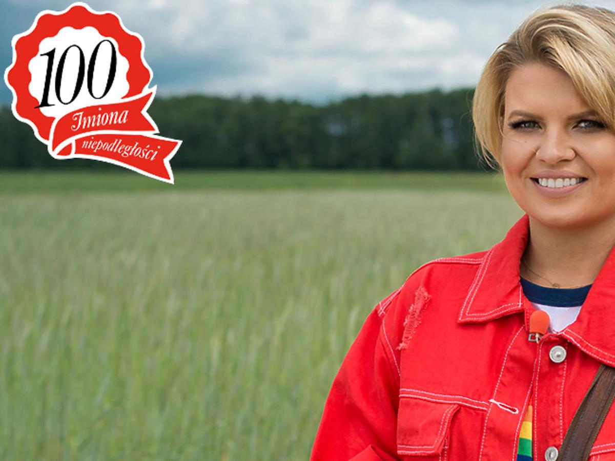Marta Manowska, 100 imiona niepodległości